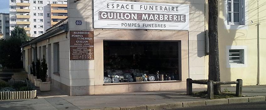 Photo - Pompes Funèbres Guillon - Chalon-sur-Saône<