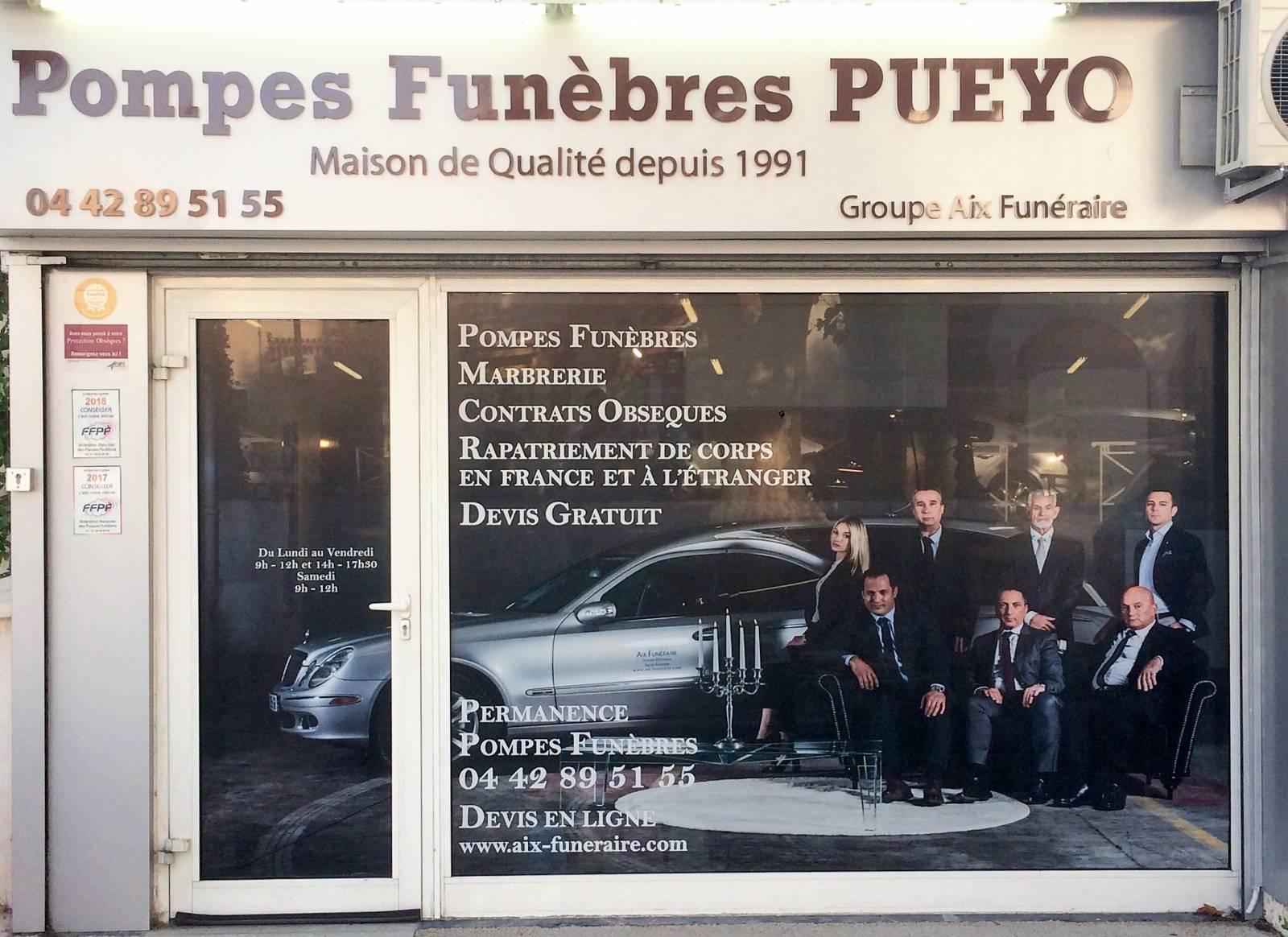 Photo - Pompes Funèbres Aix Funéraire - Saint-Victoret<