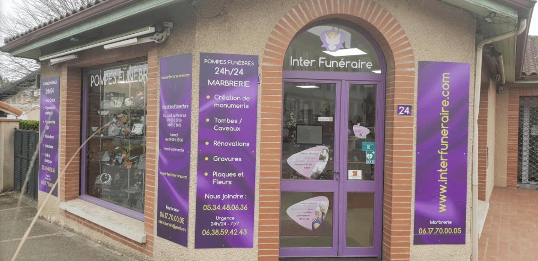 Photo - Pompes Funèbres Inter Funéraire<