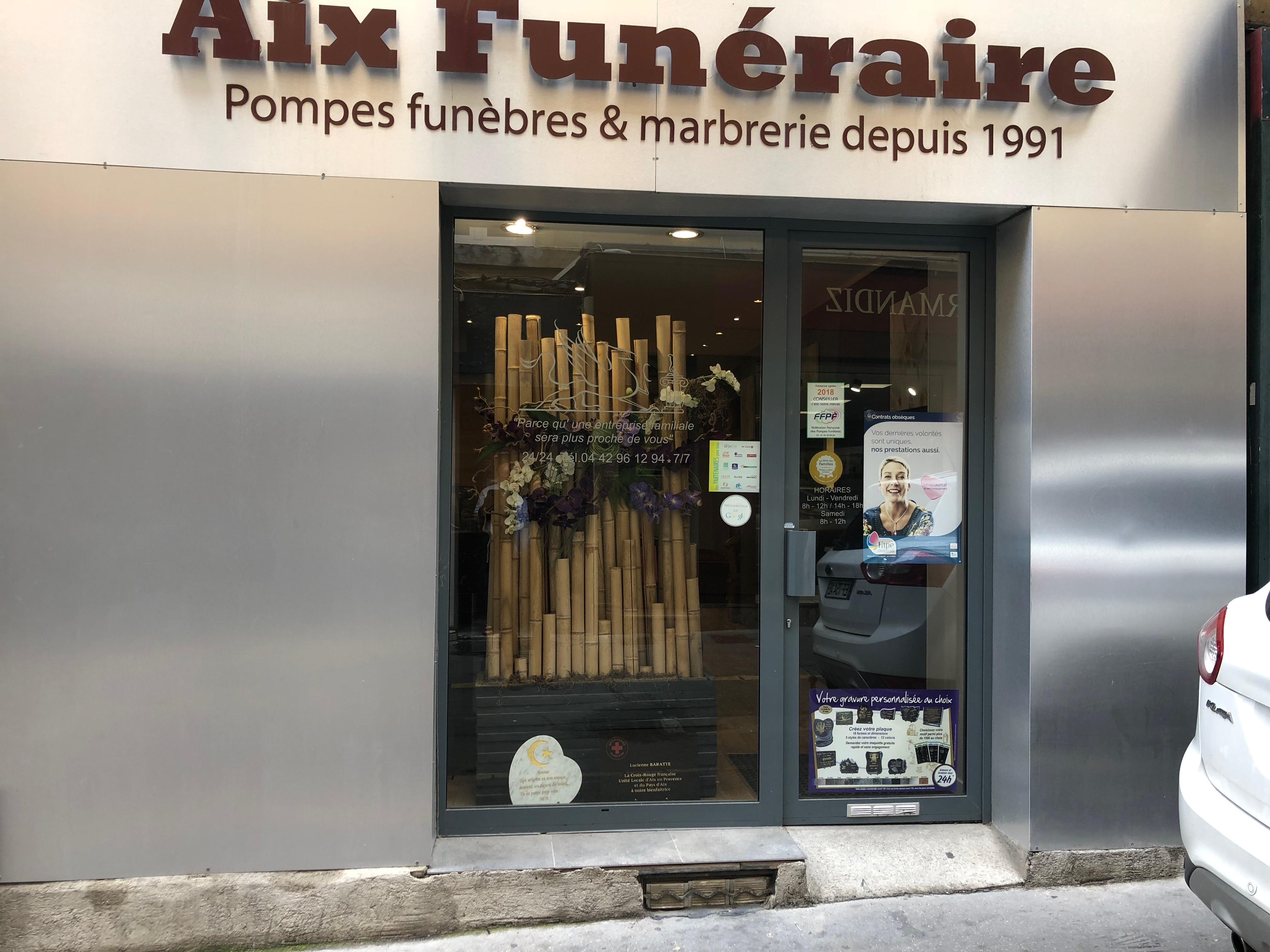 Photo - Pompes Funèbres Aix Funéraire - Aix-en-Provence<