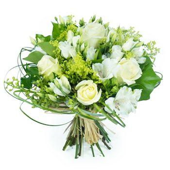 Bouquet de deuil Clarté