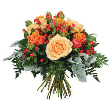 Bouquet de deuil empathie